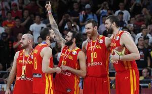 La marca España deslumbra en el basket