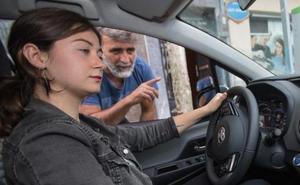 Con las cámaras y sensores «es más fácil» aprobar el carné de conducir