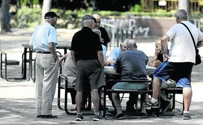 El déficit de las pensiones se acerca ya a los 4.000 millones de euros en el País Vasco