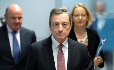 Ocho años con Mario Draghi