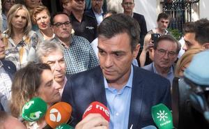 Sánchez obvia las demandas de Rivera para una abstención de Cs en el último minuto