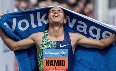 Una lesión deja a Hamid Ben Daoud sin Mundial de atletismo