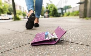 Si encuentra una cartera con 83 euros, ¿la devolvería? Seguramente sí