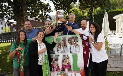 El Rpk Araski buscará su tercera Euskal Kopa con el Ibaizabal como rival en semifinales