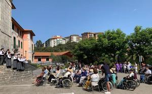 La Fundación Abaroa de Lekeitio ayuda a personas necesitadas desde hace 150 años