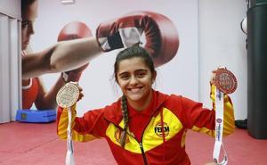 Izaro Blanco: «Con dos medallas no tengo apoyos ni patrocinadores»