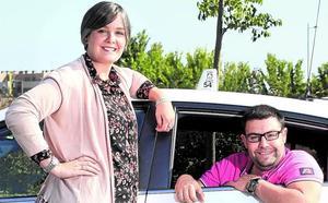 Los taxis de Vitoria se apuntan al verde con 79 coches híbridos y 6 eléctricos