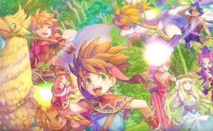 Collection of Mana: tres emblemas del JRPG en Nintendo Switch