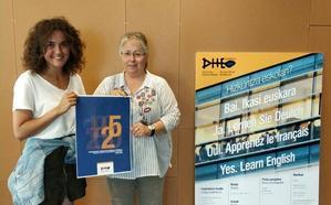 La Escuela de Idiomas de Durango celebra su 25 aniversario con 1.400 estudiantes