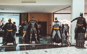 Batman celebra su 80 cumpleaños en Vitoria
