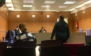 Diecisiete juicios en cuatro horas en el Palacio de Justicia de Vitoria