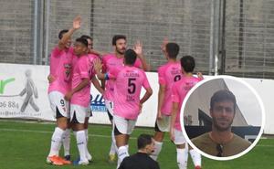Obieta, ariete del Tudelano: «Esperemos ver la peor versión del Bilbao Athletic»