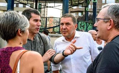 Otegi acusa a Urkullu de hablar de ETA para «despistar a la ciudadanía»