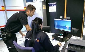 La Comisaría de Miranda gana efectivos con los traslados y la llegada de 5 agentes en prácticas