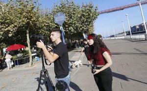 Portugalete y Santurtzi se rinden al Séptimo Arte