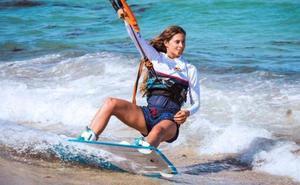 Gisela Pulido: «Es un sueño que el katesurf sea olímpico»