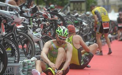 El nuevo circuito de ciclismo del Bilbao Triathlon reducirá su impacto en el tráfico