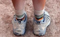 Aprende a cuidar tus pies antes y después de una larga caminata
