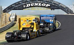 El Campeonato de Europa de Camiones se decide en el Jarama
