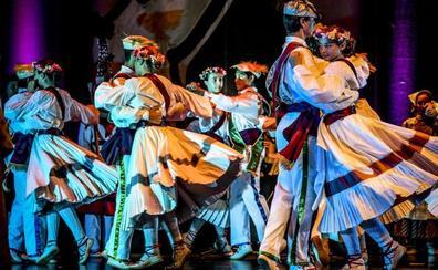 Un grupo de Torralba del Río debuta en el Dantza Agerketa este fin de semana