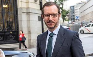 Maroto apuesta por España Suma y cree que con Ciudadanos podrían subir 40 escaños