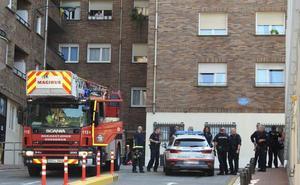 Herido al ser golpeado por unos ladrones en su casa en Bilbao