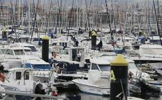 Getxo, con 1.200 amarres, busca ser referente en deportes náuticos