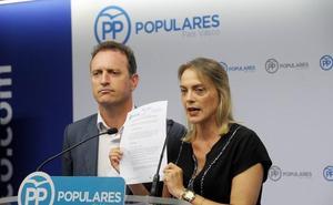 EL PP llevará a los ayuntamientos una ordenanza para frenar los 'ongi etorris' y la simbología terrorista