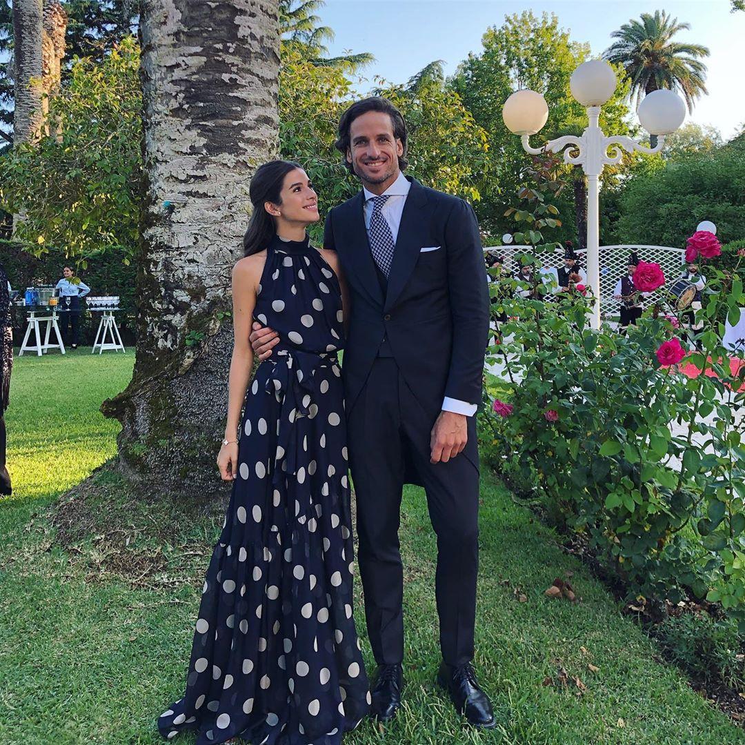 La gran boda marbellí del tenista Feliciano López y la modelo Sandra Gago