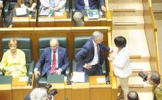 FOTOS: El reencuentro de los parlamentarios tras el verano