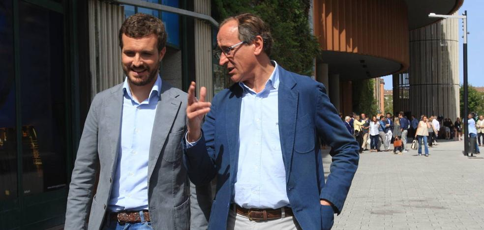 Alfonso Alonso: «Antes nos mataban, ahora nos vetan»
