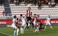El Bilbao Athletic busca su mejor versión en Tudela