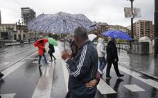 Activan el aviso amarillo por «fuertes lluvias» en Euskadi a partir de esta tarde