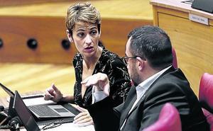 La abstención del PSN y Geroa Bai posibilita la vuelta de los Reyes a un acto en Navarra