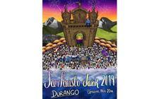 Fiestas de San Fausto 2019 Durango: cartel y pregoneros