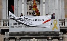 Torra se niega a retirar el cartel de los presos a pesar del ultimátum judicial