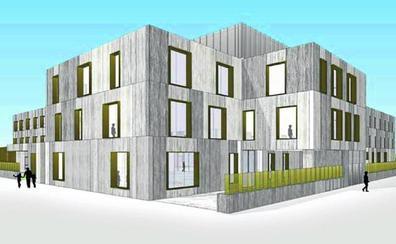 La residencia foral de Lakua abrirá en 2022 con espacio para 150 personas