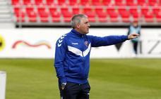 Lambea se agarra a los buenos resultados de otras temporadas en Zubieta