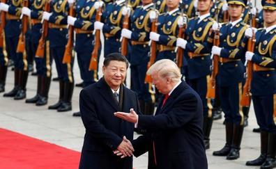 El PIB del euro se resentirá un 0,2% en tres años por la guerra comercial de EE UU y China