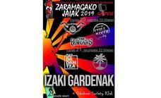 Programa de fiestas de Zaramaga 2019: Zaramagako Jaiak