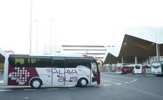 El transporte foral de Álava será gratuito este domingo por el Día Europeo sin Coches