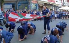 La mayor participación ciudadana y la ausencia de graves incidentes marcan las fiestas de Ondarroa