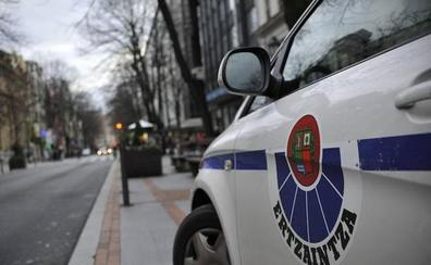Cinco detenidos por robar en varios comercios en Bilbao