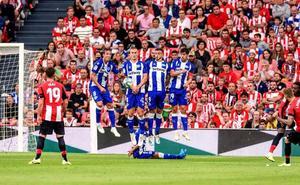 Athletic-Alavés, en directo