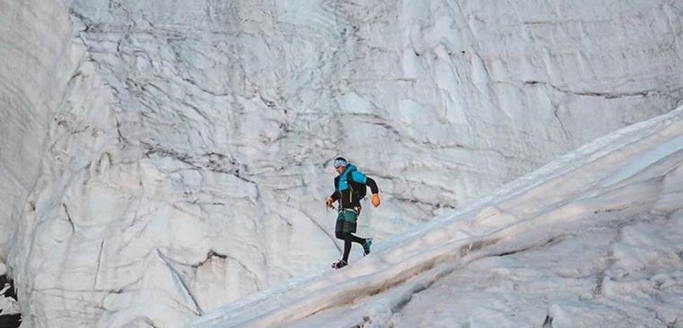 Encadena las cimas del Monte Rosa, Mont Blanc y Gran Paradiso en 34,5 horas