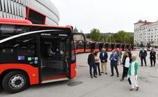 Uno de cada cuatro vehículos de Bilbobus será ecológico a finales de este año