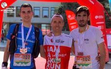 Ander Iñarra se doctora en la Copa del Mundo de Skyrunning