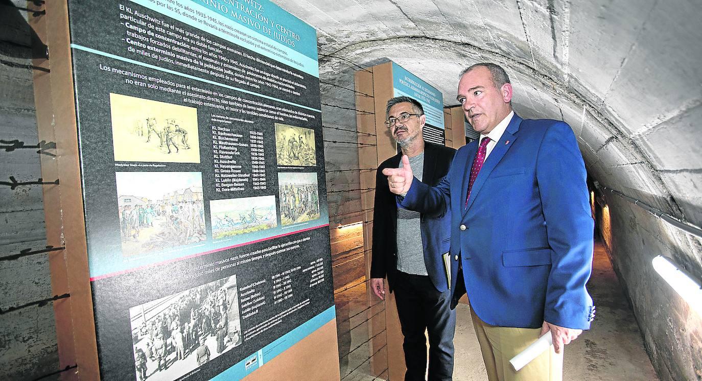 El horror del holocausto llega a Gernika