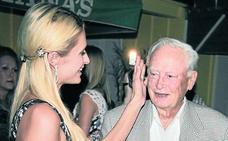 Barron Hilton cumple y deja sin herencia a sus 15 nietos