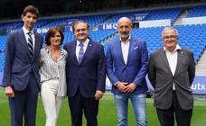 Alavés, Baskonia, Real Sociedad y Eibar reclaman el mismo trato fiscal que el Athletic